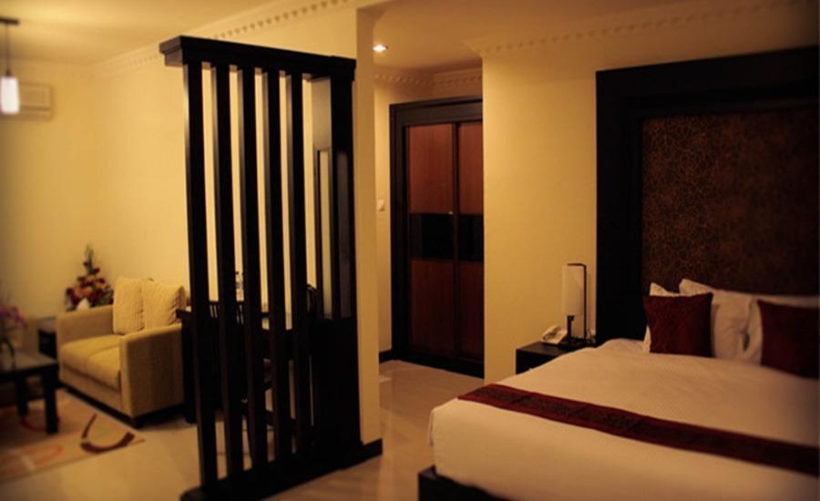 Hotel Rama Garden Palu - Kamar tamu
