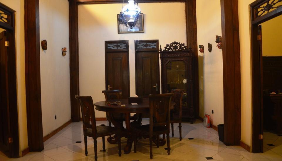 Joglo Plawang Yogyakarta - Villa mulyodiharjo