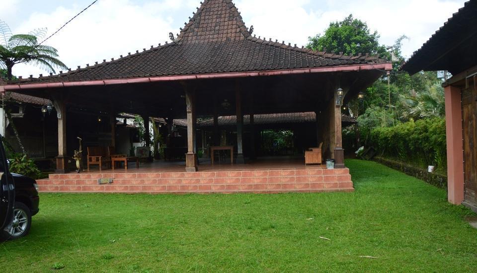 Joglo Plawang Yogyakarta - Mulyodiharjo Villa Regular Plan