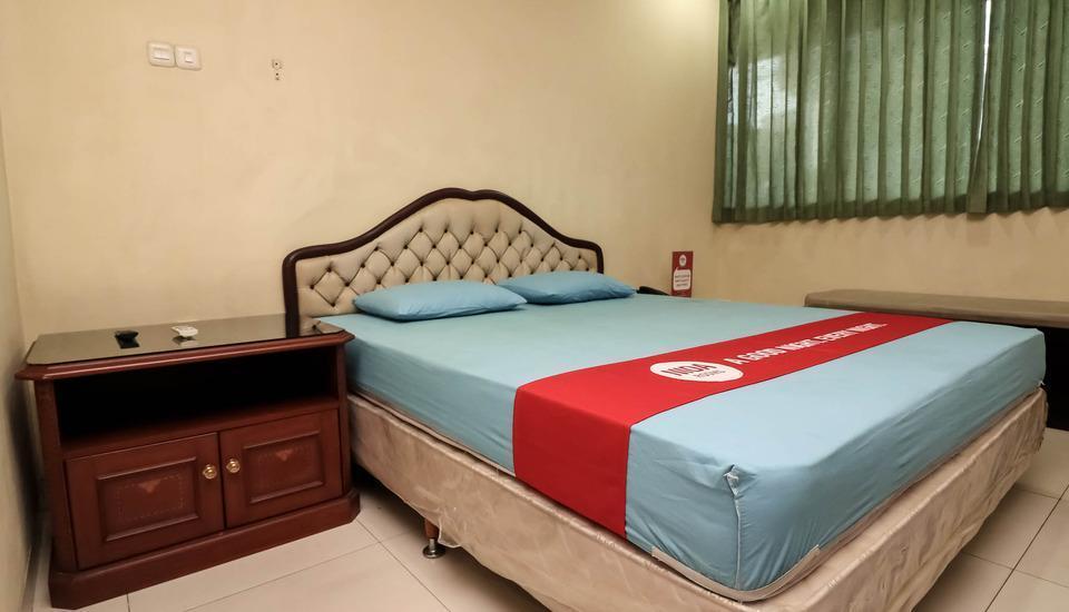 NIDA Rooms Sawah Besar Mangga Dua Gunung Sahari Raya - Kamar tamu