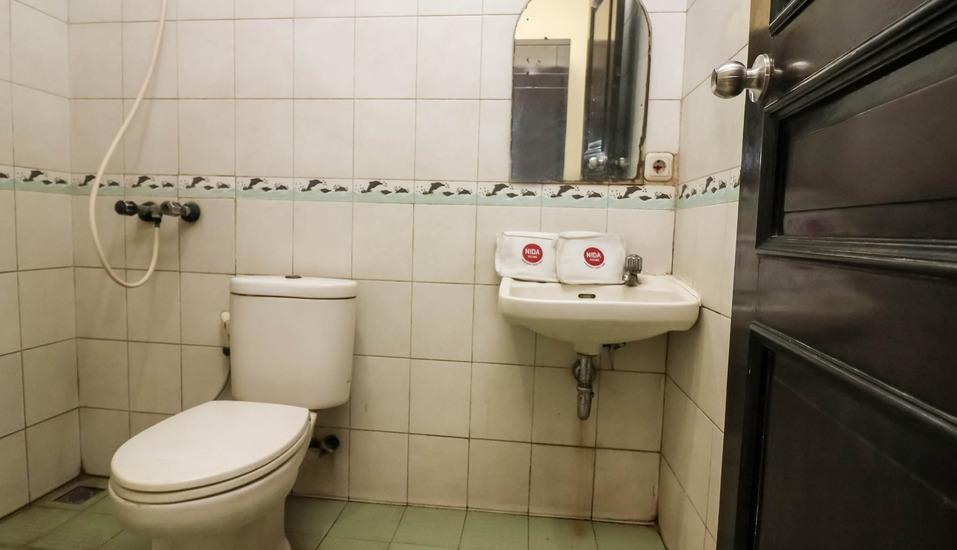 NIDA Rooms Sawah Besar Mangga Dua Gunung Sahari Raya - Kamar mandi