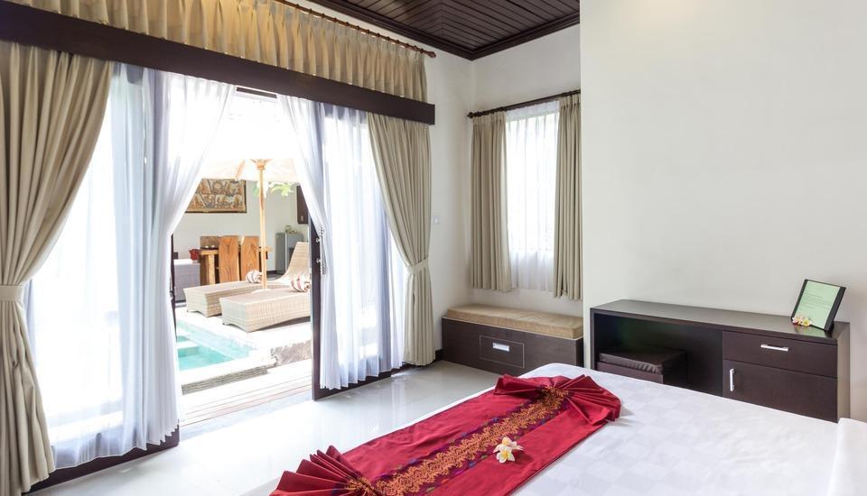 RedDoorz Villa @ Mertasari Sanur Bali - Kamar tamu