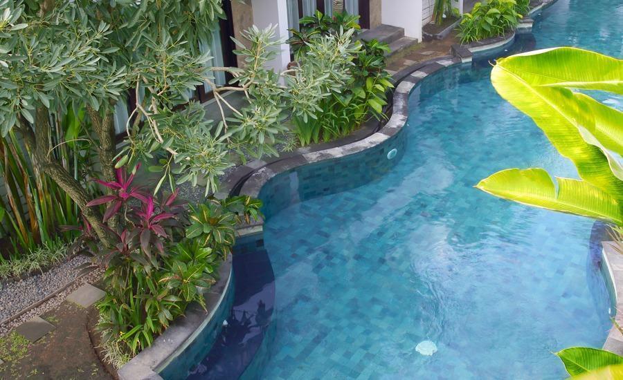 Seminyak Town House Bali - Kolam Renang
