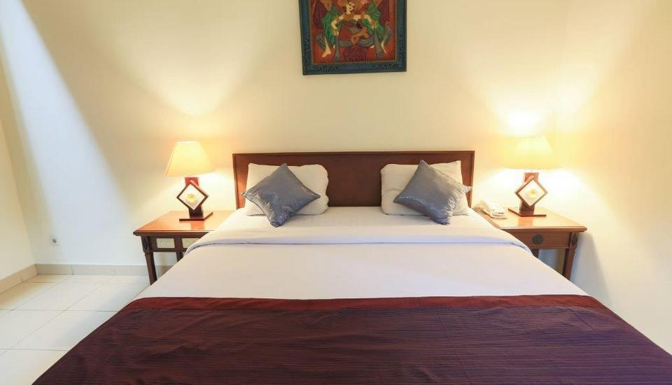 Puri Dibia Hotel Bali - Standard Room with Breakfast Special Sale