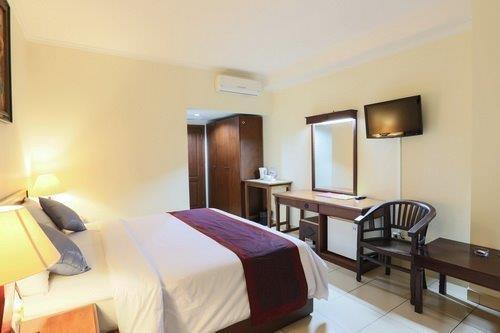 Puri Dibia Hotel Bali - Delluxe Double