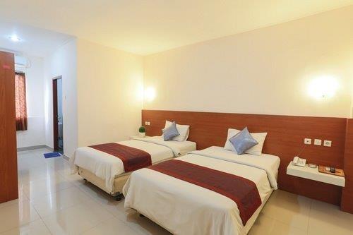 Puri Dibia Hotel Bali - Standard Twin