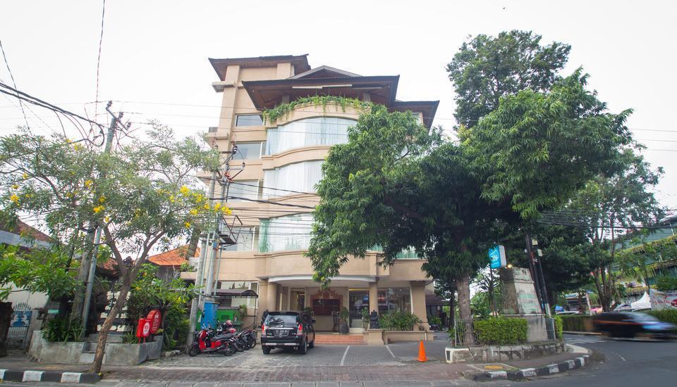 Puri Dibia Hotel Bali - Exterior