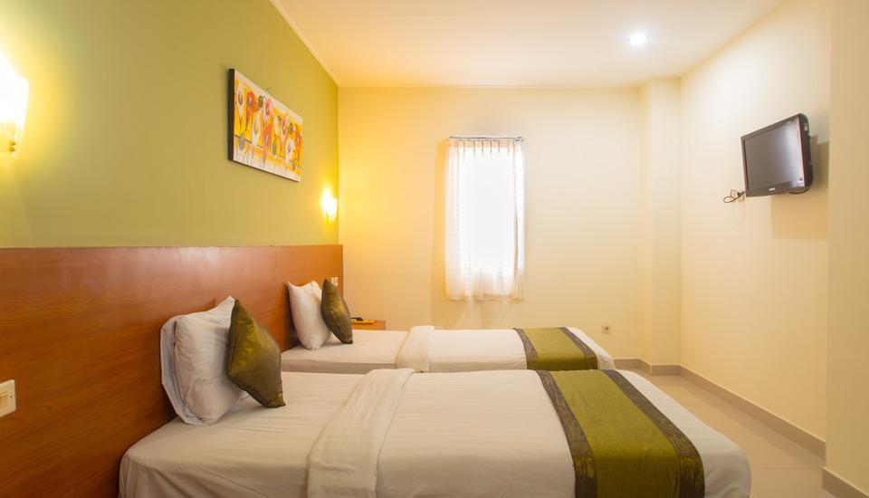 Puri Dibia Hotel Bali - Standard Room with Breakfast Regular Plan