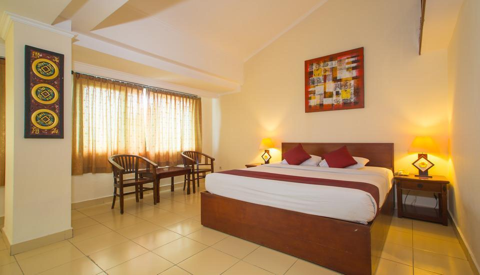 Puri Dibia Hotel Bali - Family Room Only Regular Plan