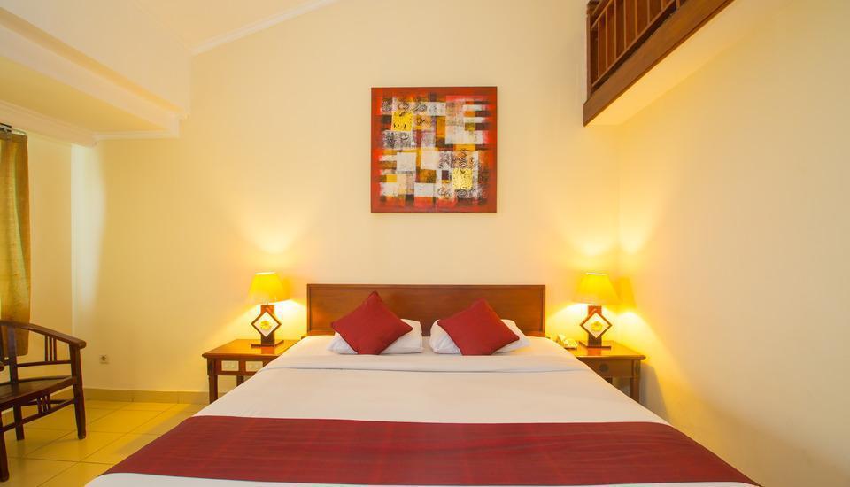 Puri Dibia Hotel Bali - Family room