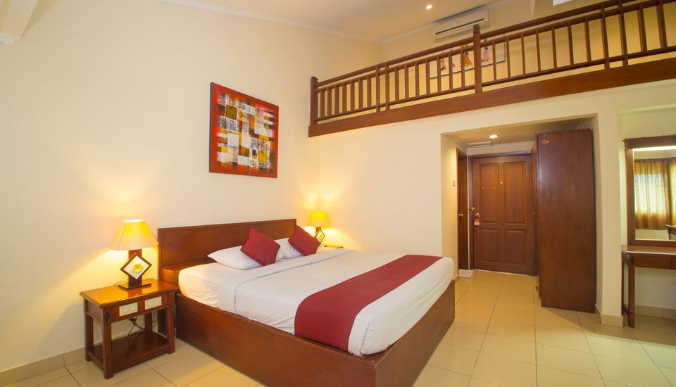Puri Dibia Hotel Bali - Family Room with Breakfast Today Deal