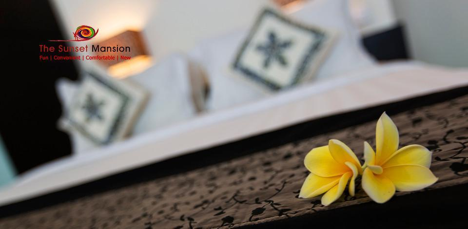 Sunset Mansion Bali - KAMAR 1 TEMPAT TIDUR TANPA NYAMUK SET