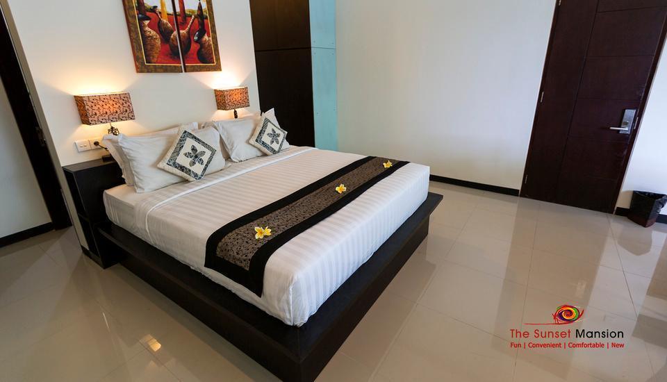 Sunset Mansion Bali - KAMAR 1 TEMPAT TIDUR TANPA MOQUITO SET