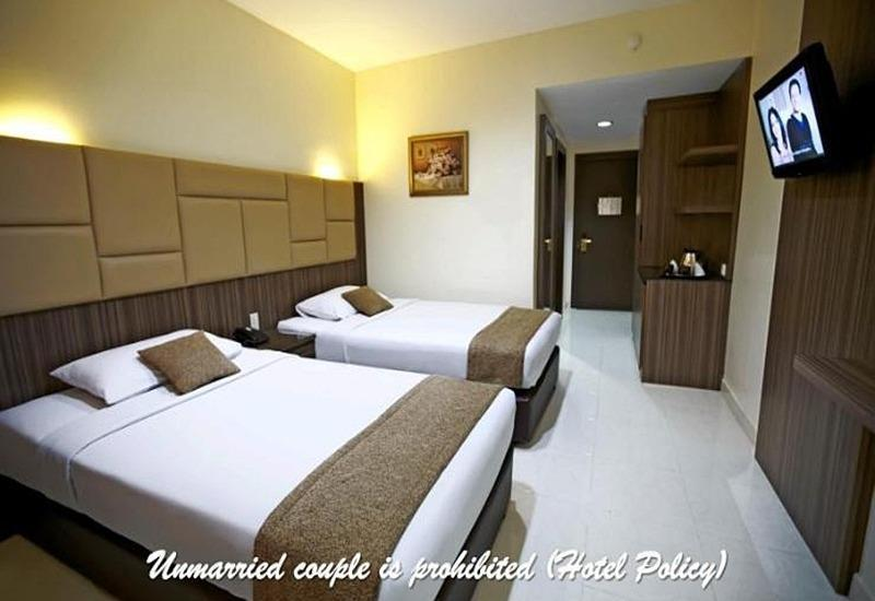Hotel Alia Cikini - Superior Room Regular Plan