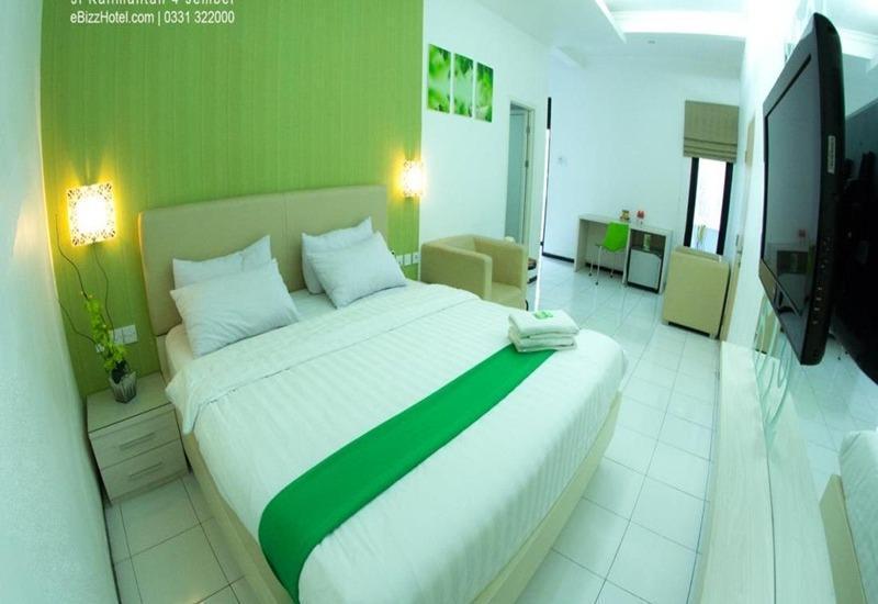 eBizz Hotel Jember - Kamar Suite