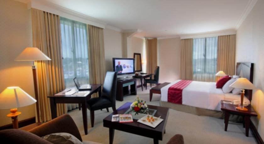 Swiss-Belhotel Tarakan - room