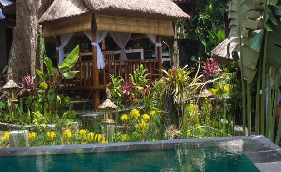 Liyer House Bali - Kolam Renang