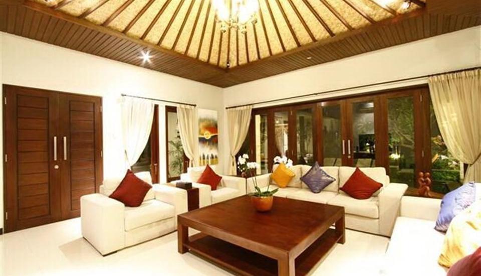 Villa Amabel by Nagisa Bali Bali - Ruang tamu