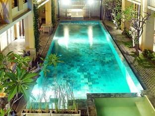 100 Sunset Boutique Hotel Bali - Pool