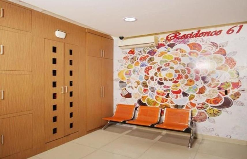 Residence 61 Jakarta - Interior