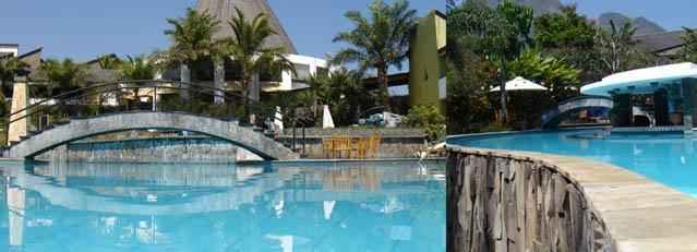 Klub Bunga Butik Resort Malang - Kolam Renang