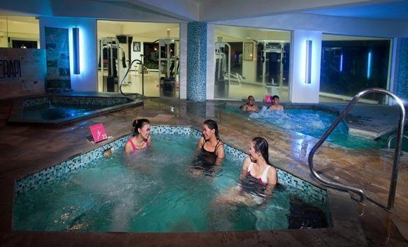 Klub Bunga Butik Resort Malang - Jacuzzi