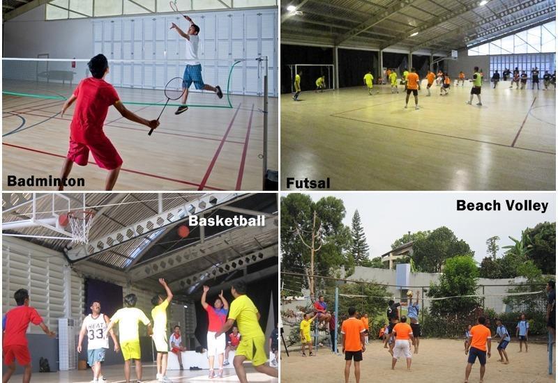 Klub Bunga Butik Resort Batu - Sport