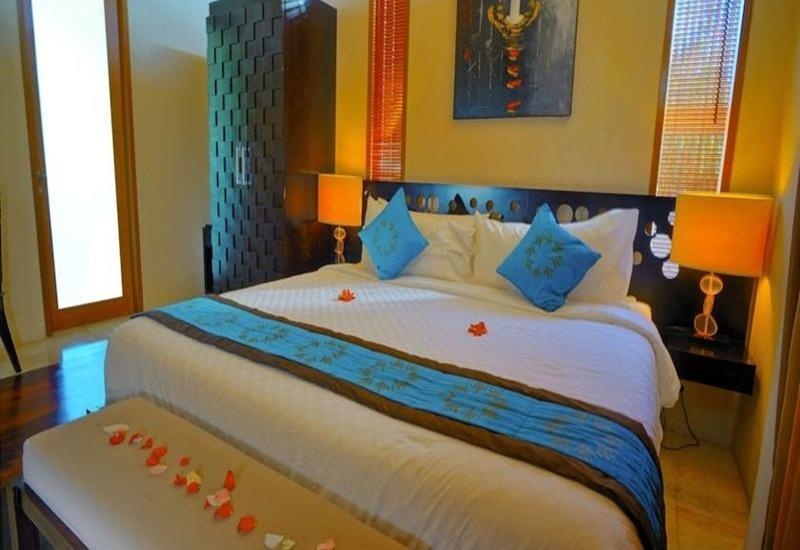 Villa Travis Bali - Kamar tamu