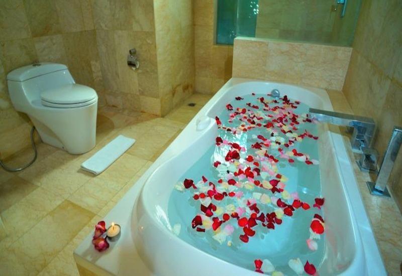 Villa Travis Bali - Kamar mandi