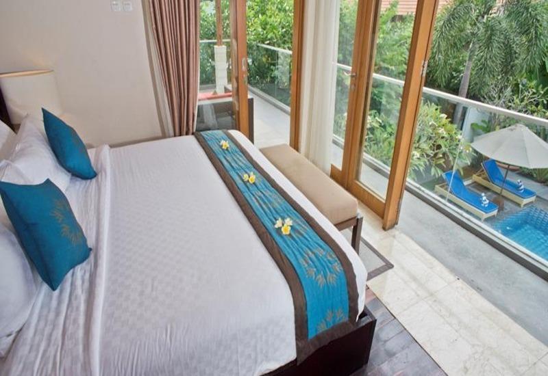 Villa Travis Bali - Executive 3 Bedroom Villa Hot Deal Promo No Refund