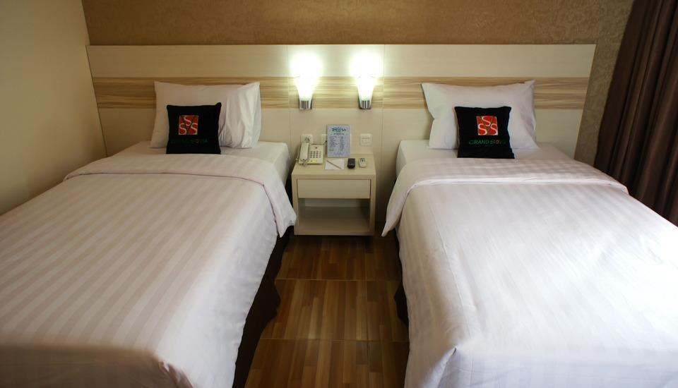 Grand Sovia Bandung - Superior Tempat Tidur Twin