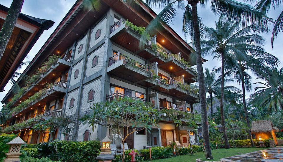 Jayakarta Hotel Lombok - Gedung