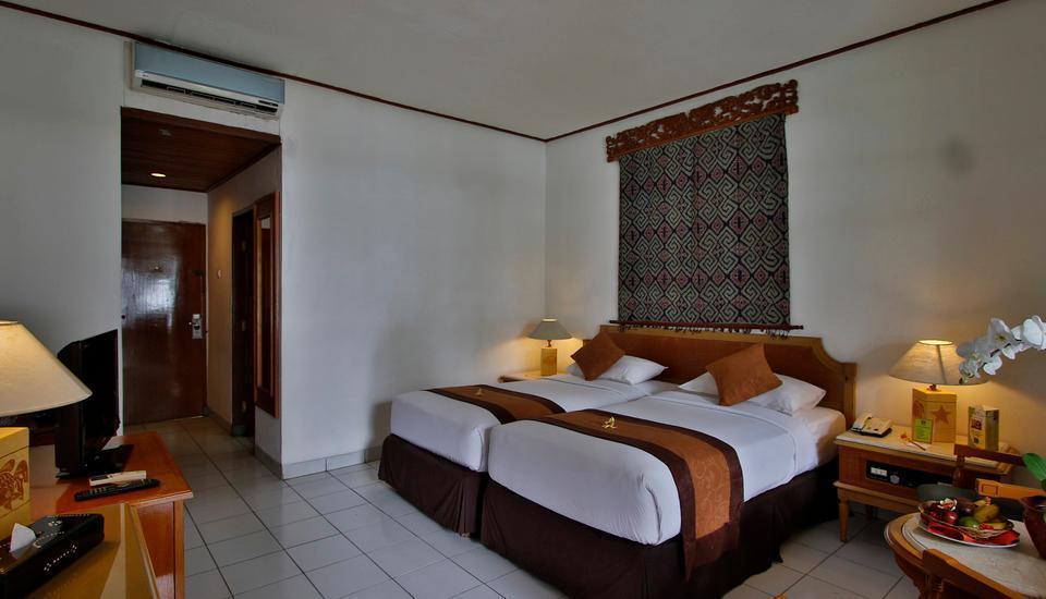 Jayakarta Hotel Lombok - Kamar Standar