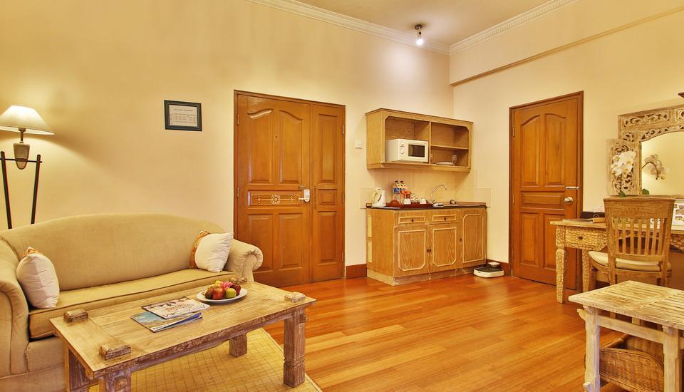 Jayakarta Hotel Lombok - Junior Suite Save 40%