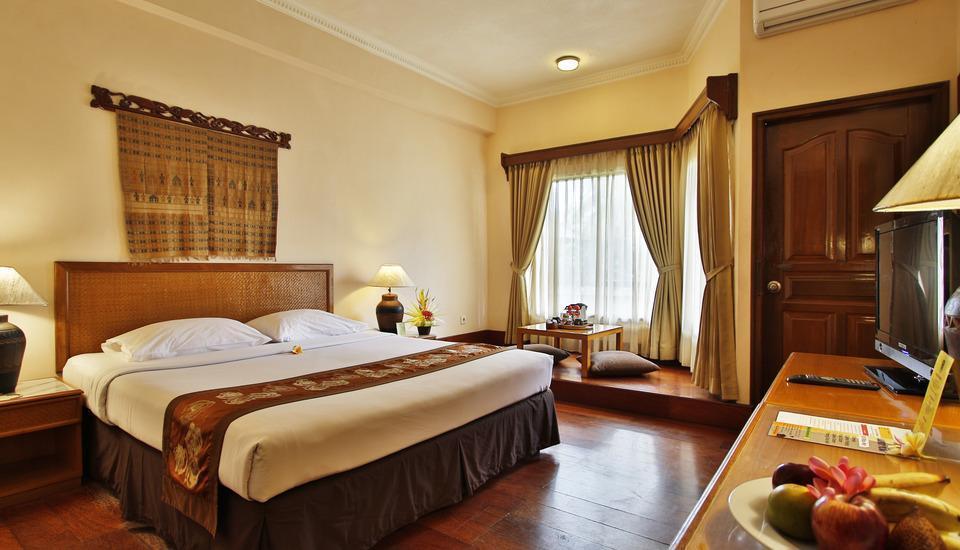 Jayakarta Hotel Lombok - Deluxe - Tarif Fleksibel Terbaik Promo Hot Deal, Dapatkan Diskon 35%!