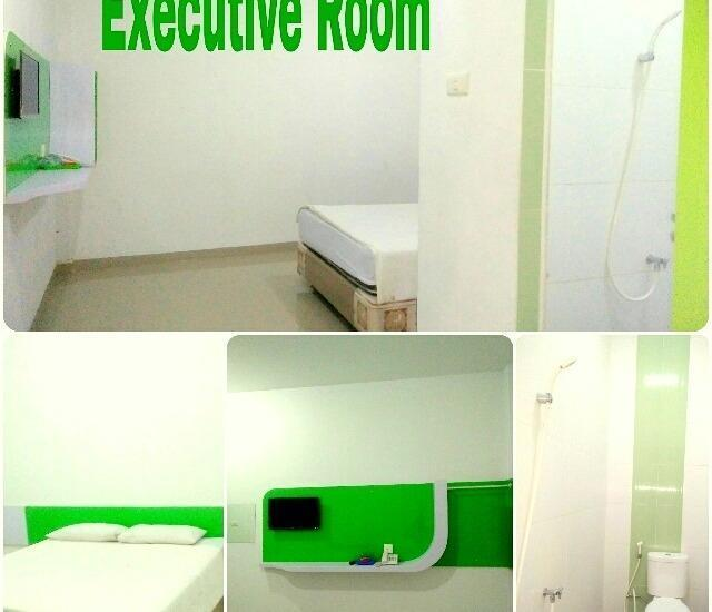 Wisma Sumber Mas Raya Pekanbaru - Executive Room
