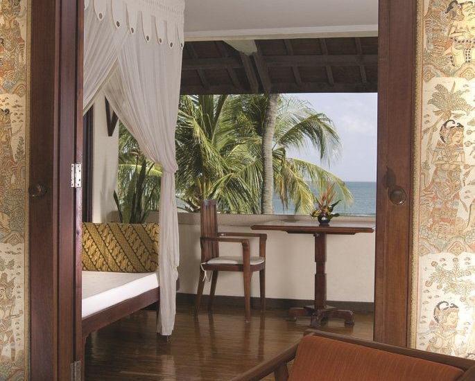 Discovery Kartika Plaza Hotel Bali - Ocean Front - Balkon