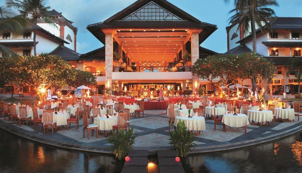 Discovery Kartika Plaza Hotel Bali - The Pond