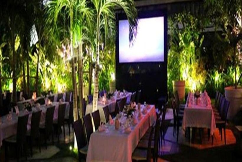 Huu Villas Bali - Lounge Area