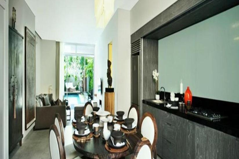 Huu Villas Bali - Ruang Tamu
