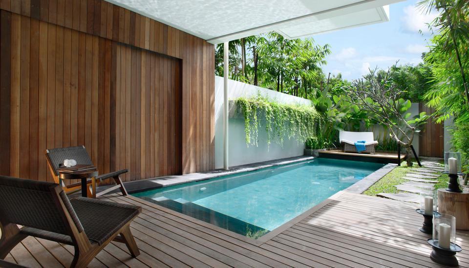 Huu Villas Bali - One Bedroom Loft