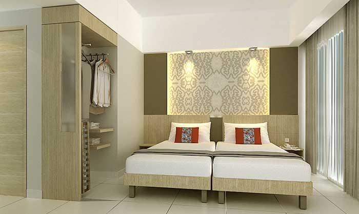Metland Hotel Cirebon - Kamar Superior Double Regular Plan