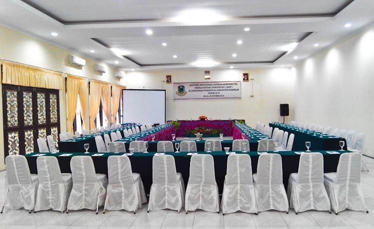Resort Prima Sangkanhurip Kuningan - Ruang pertemuan Panawuan