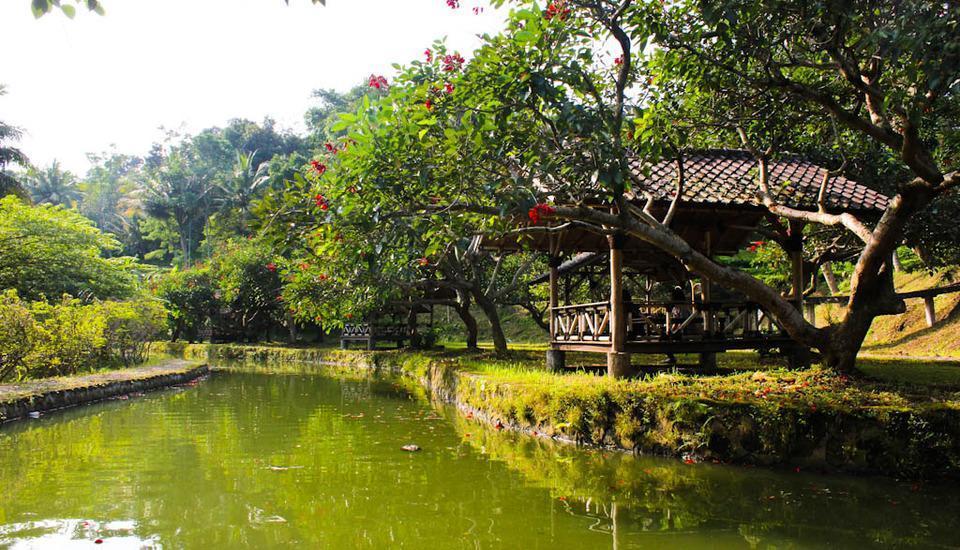 Resort Prima Sangkanhurip Kuningan - Saung Khayangan