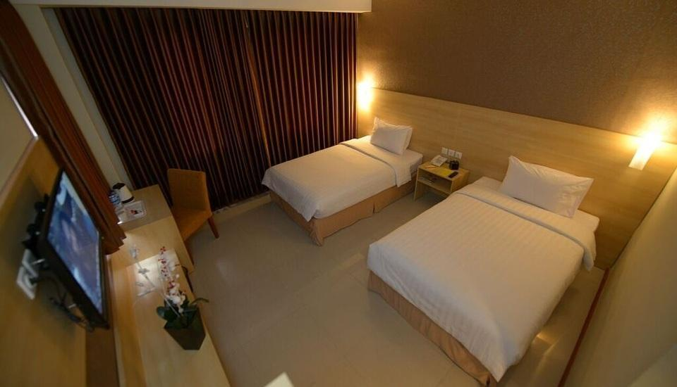 Her Hotel & Trade Center Balikpapan - Superior Room Only Regular Plan
