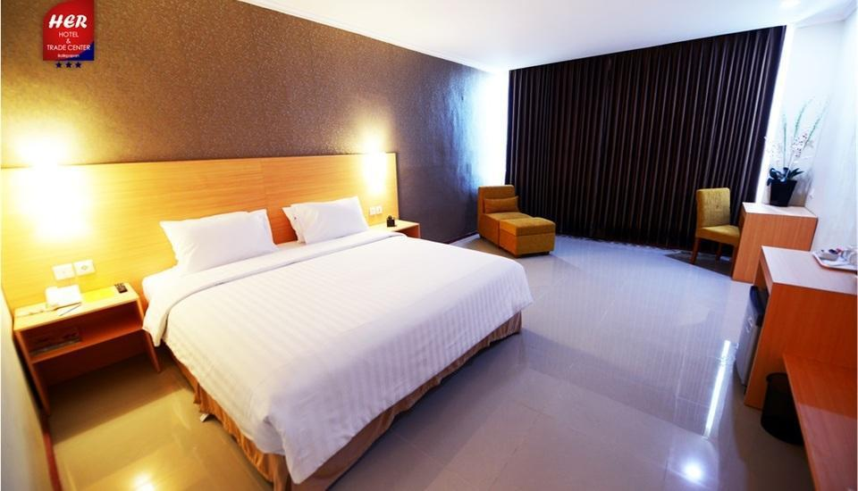 Her Hotel & Trade Center Balikpapan - Executive Room Only Regular Plan