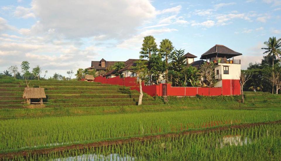 Balam Bali Villa Bali - Eksterior