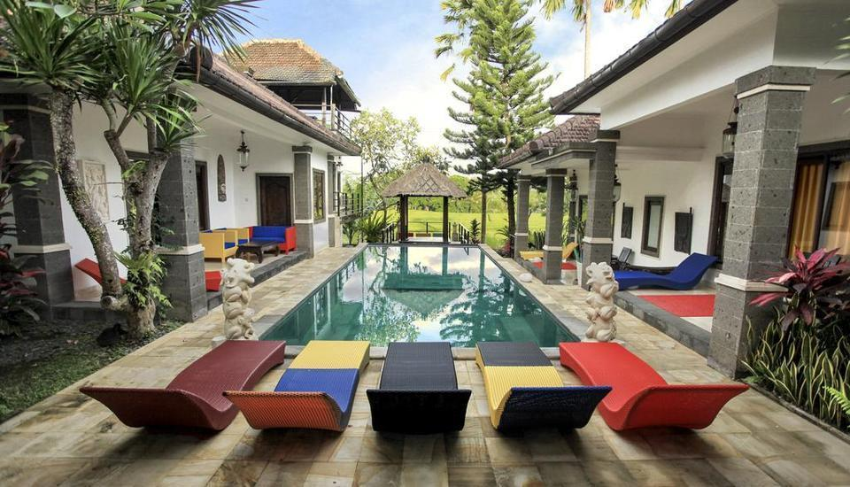 Balam Bali Villa Bali - Kolam Renang