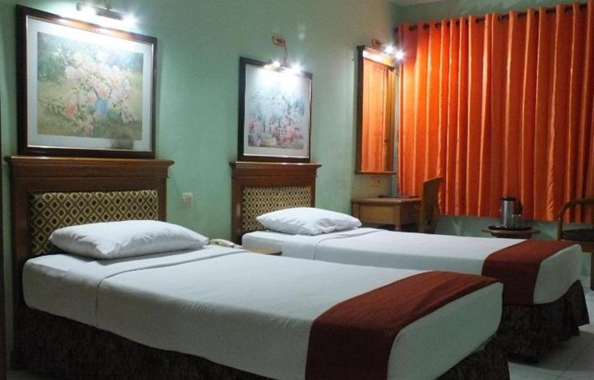 Hotel Permata Bandara Tangerang - Kamar Deluxe