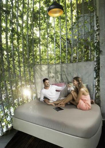 Maya Sanur Resort & Spa Bali - Guestroom